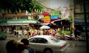 Gay Thai men, and Thai gays in Bangkok
