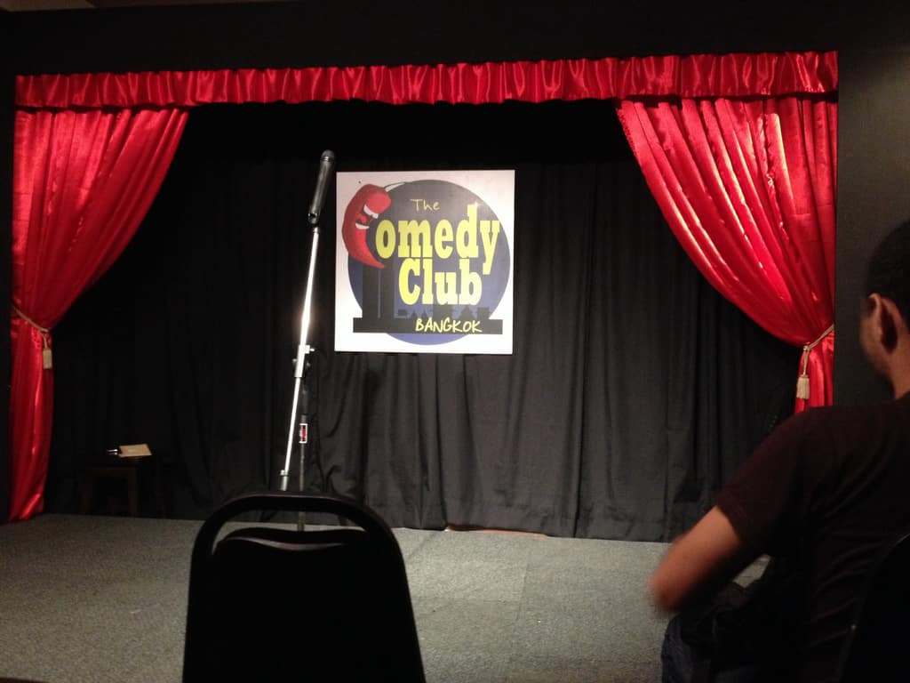 Comedy Club Bangkok