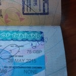 Visa Immigration Issues At Don Muang Airport