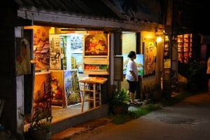 Nightlife Guide to Koh Samui With Google Maps