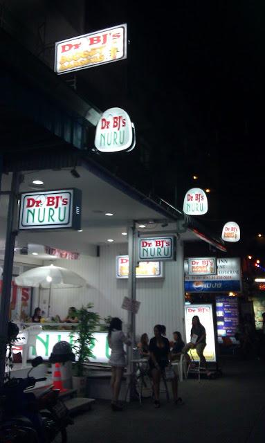 Bangkok blowjob bar