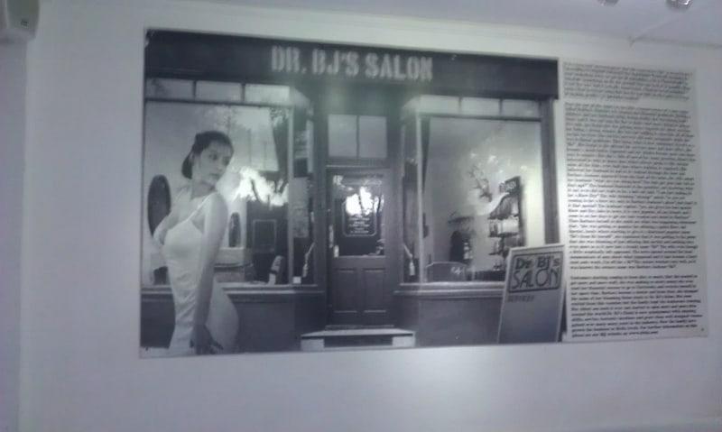 Dr BJ bar