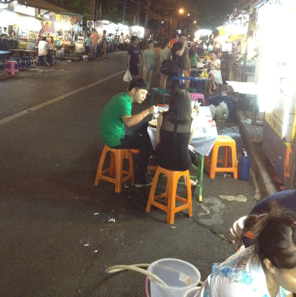 soi 38 night market to meet thai women
