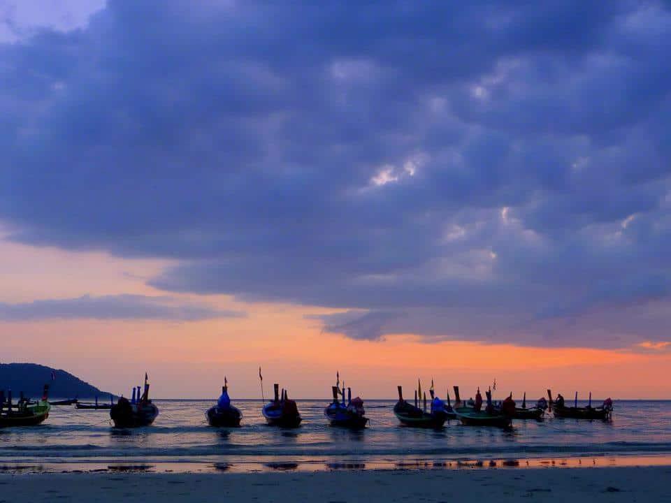 phuket boats