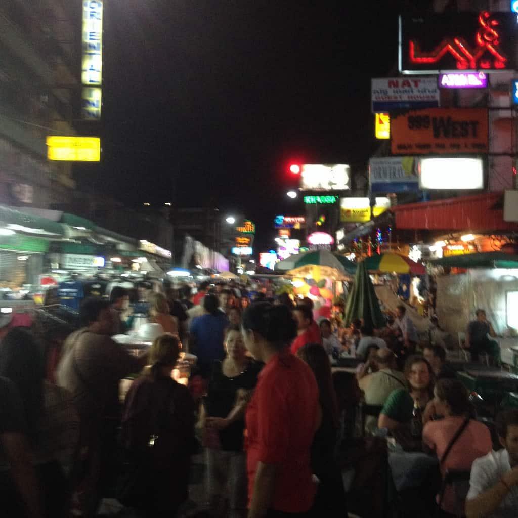 , Khao San road – 5 reasons not to visit