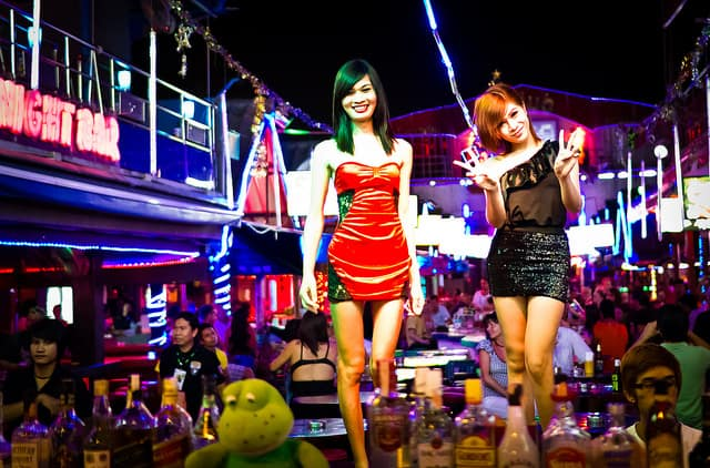 , Best Ladyboys Massages in Bangkok