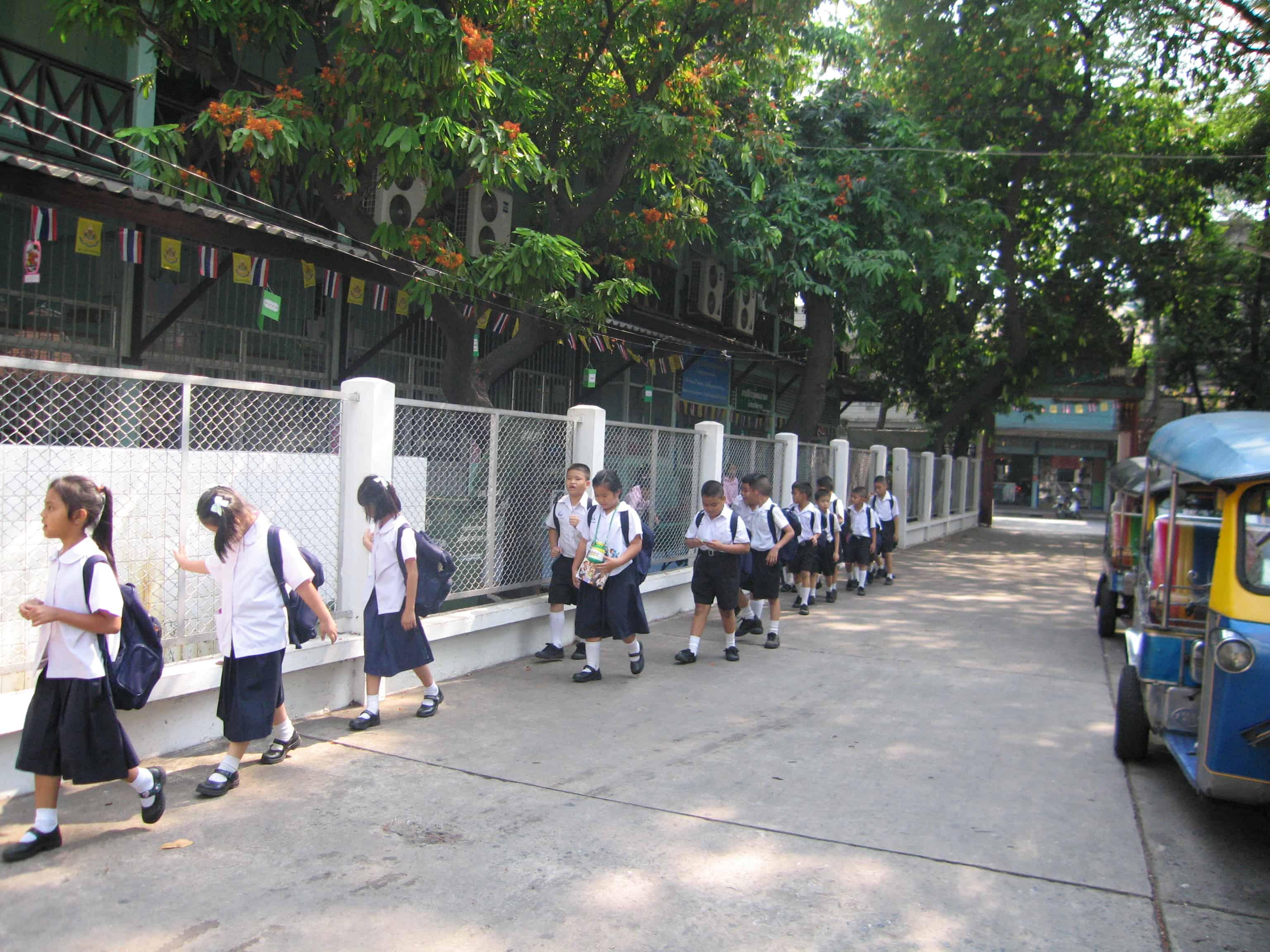 Teaching English in Thailand, Teaching English in Thailand – Q&A