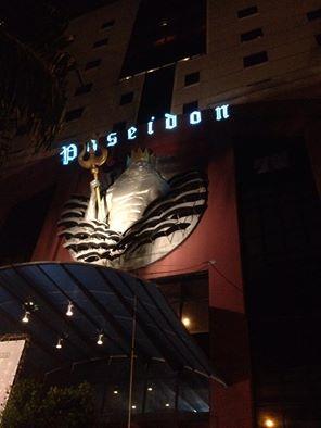 Poseidon soapy
