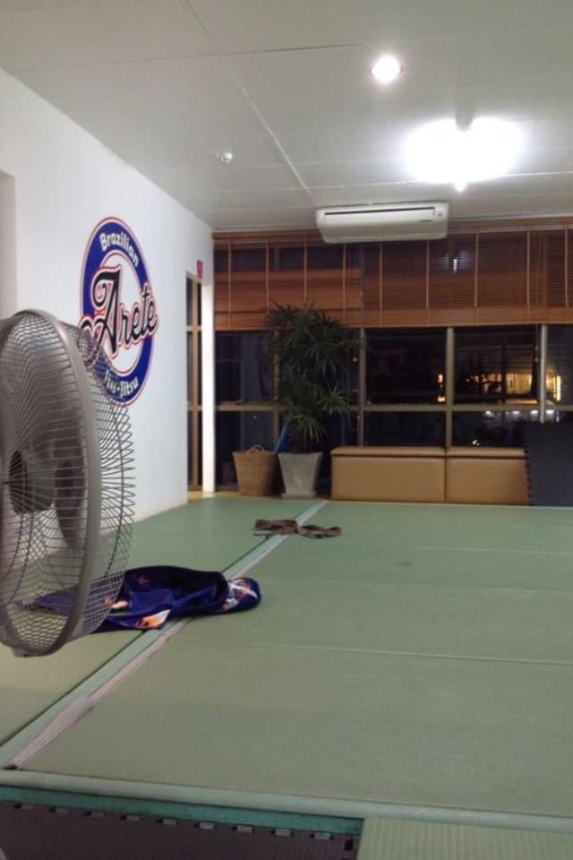 Arete BJJ gym