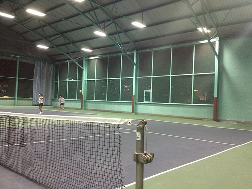 Racquet Club, Racquet Club Bangkok Gym Review