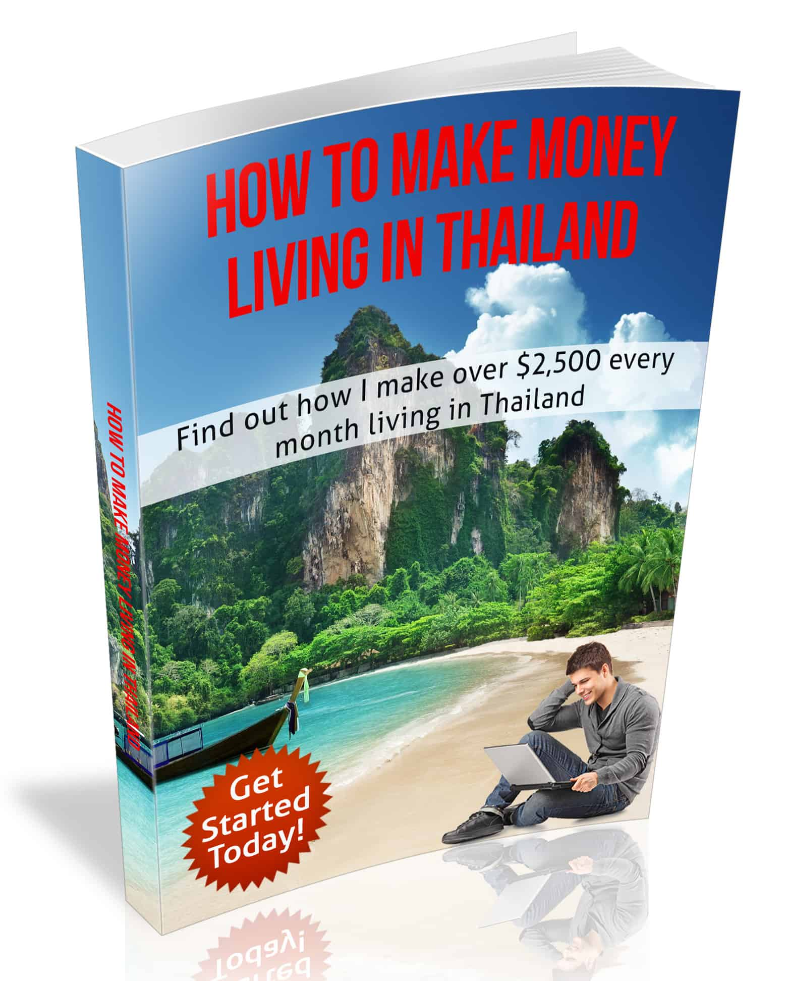 , How To Make Money in Thailand eBook (Yes I Wrote One)