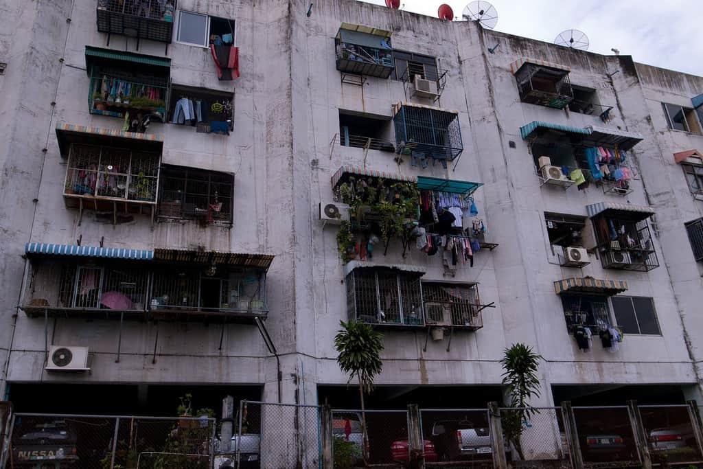 apartment bangkok
