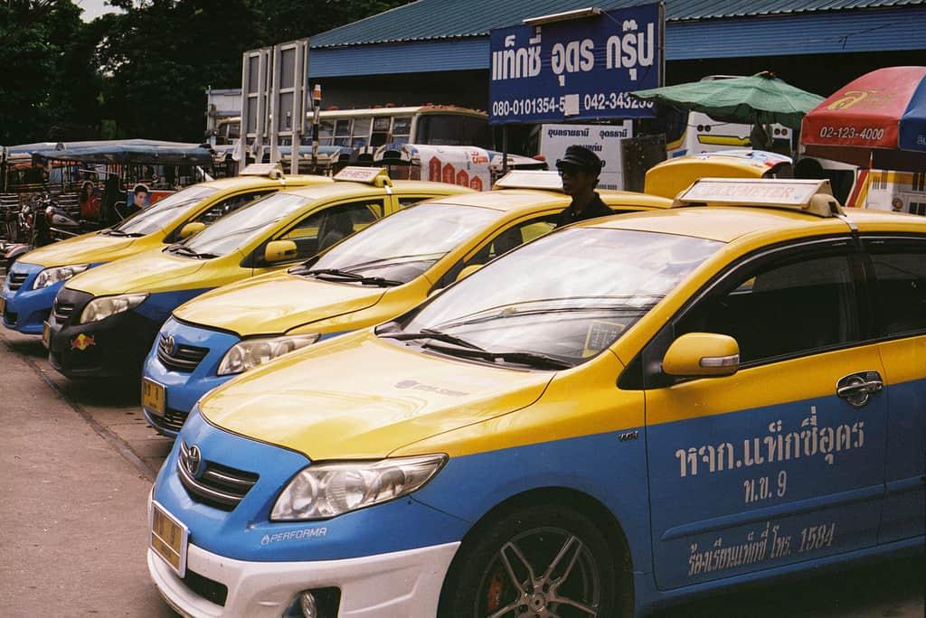 bangkok taxi scam