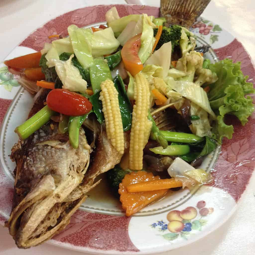 , Hua Hin Girls, Beaches And A Plate Of Fish