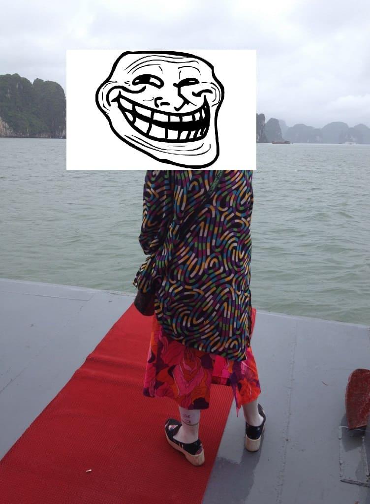 boat hanoi