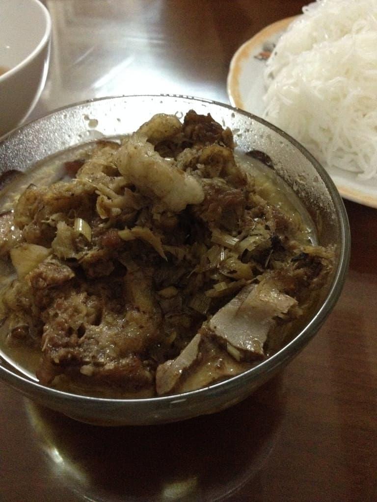 dog meat hanoi