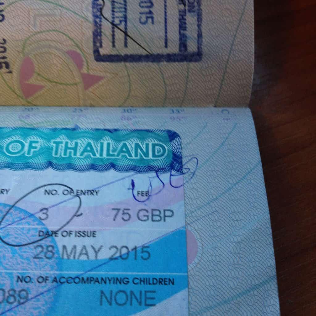 , Visa Immigration Issues At Don Muang Airport