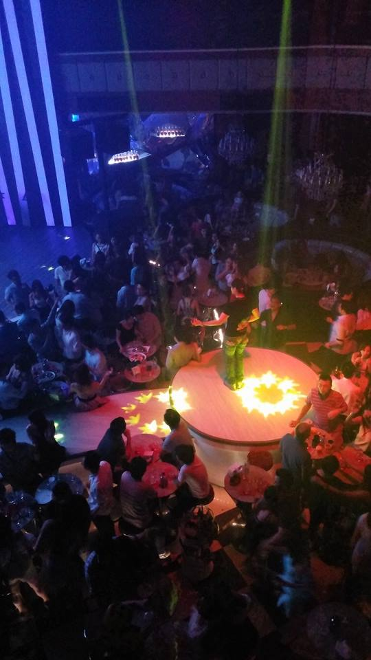 Sherbet Bangkok, Sherbet Bangkok – Gentlemen Club Review