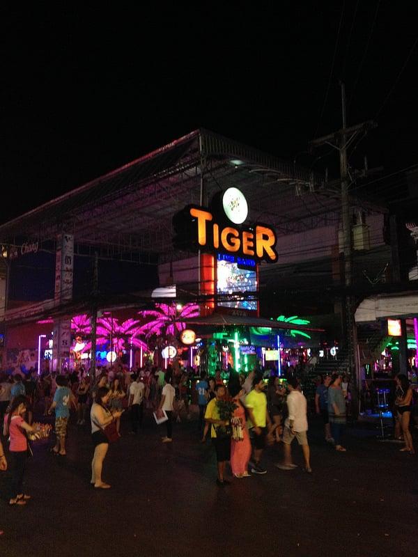 , Best Go Go Bars in Phuket