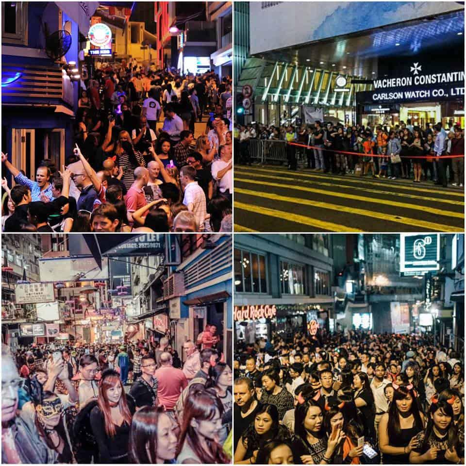 , Tourist Guide To Meeting Hong Kong Girls