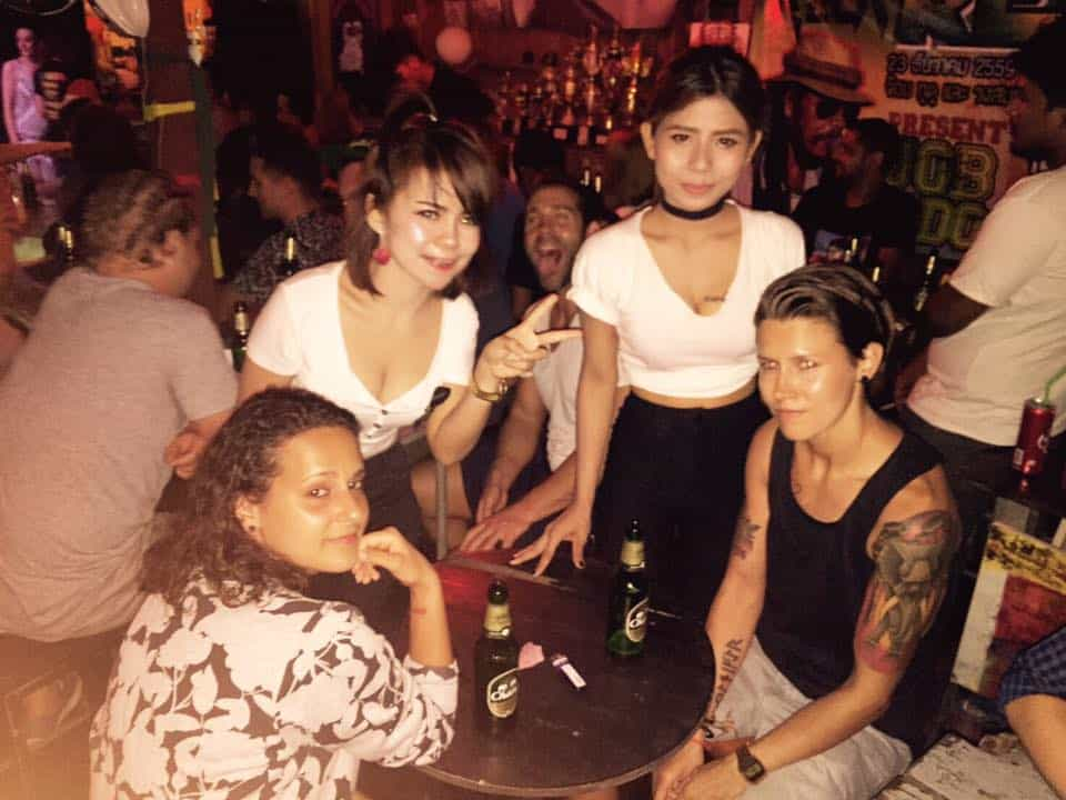 Krabi nightlife
