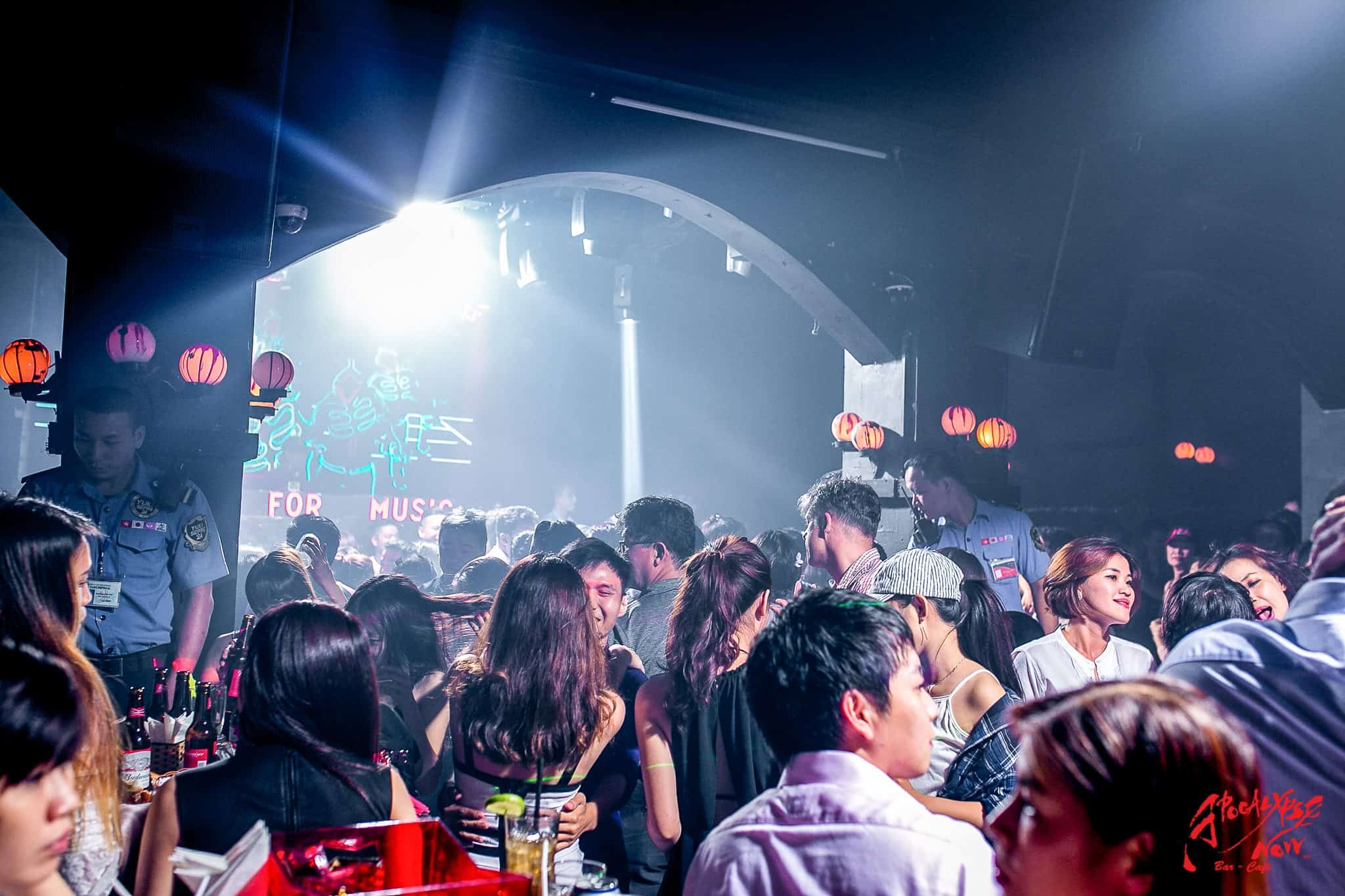 , Bar & Club Guide To Meet Girls in Ho Chi Minh