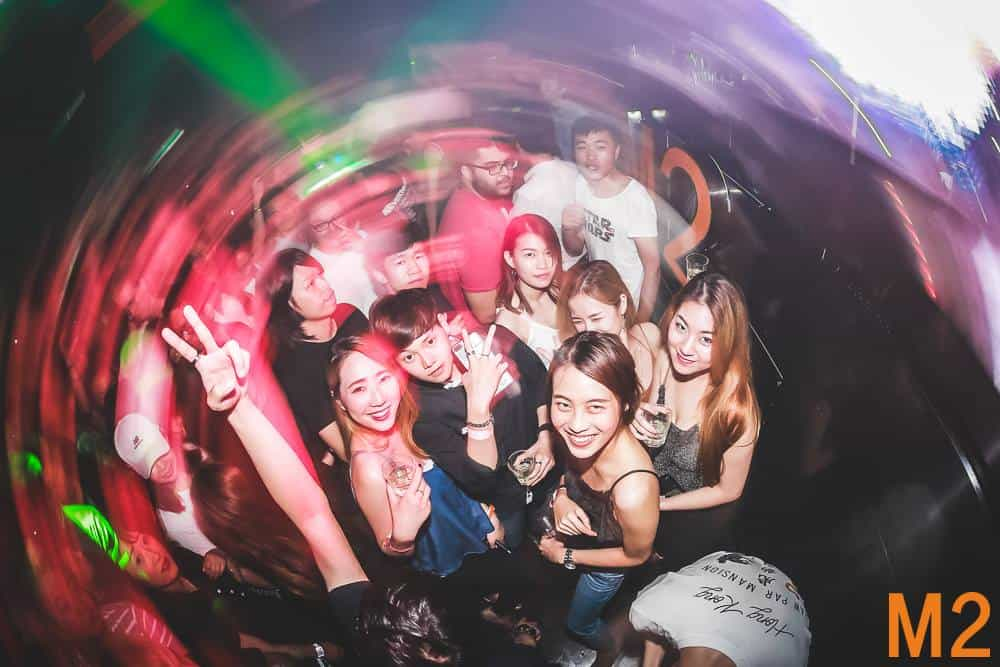 Shanghai M2 club