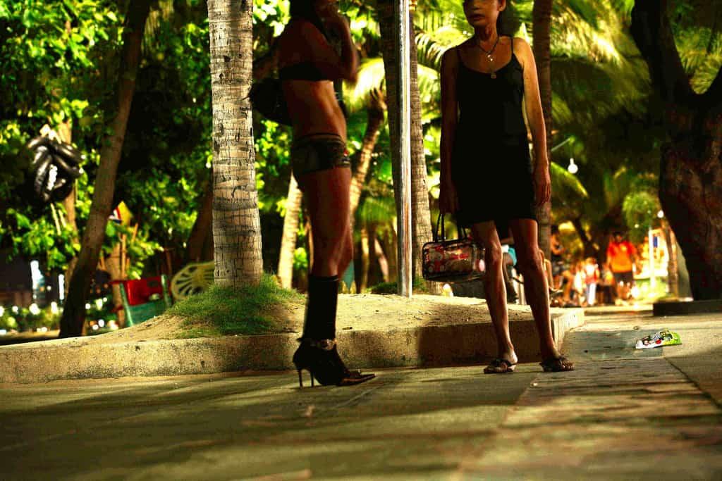 prostitutes in Pattaya