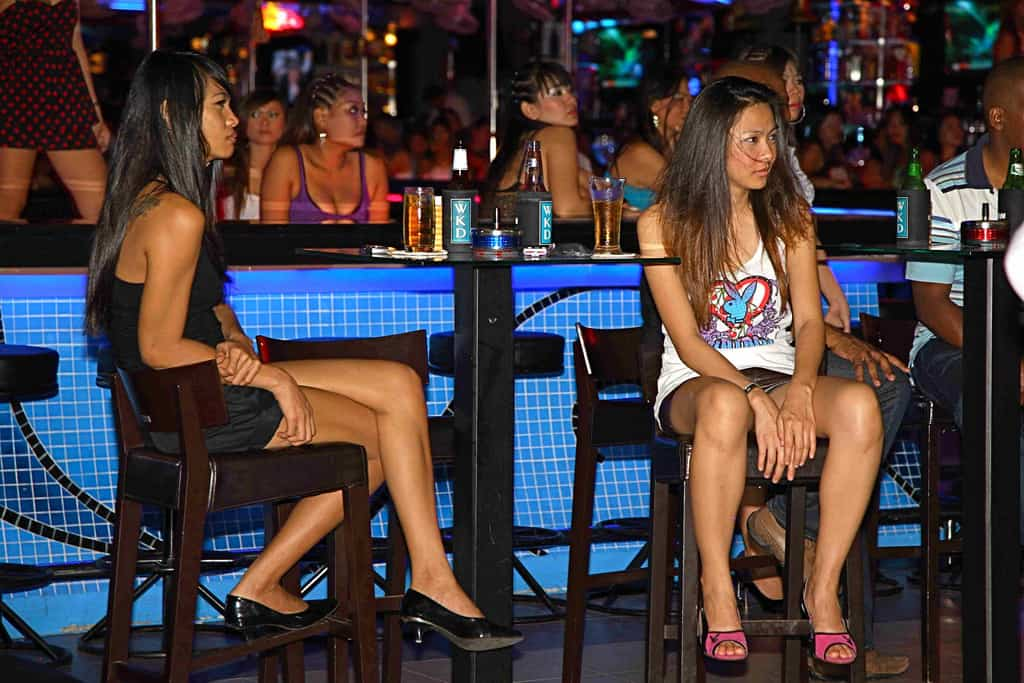 Thai girls in Pattaya