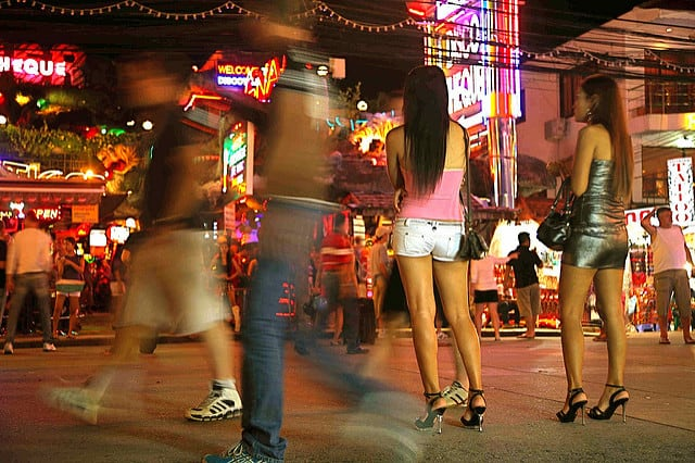 street freelancers in Phuket