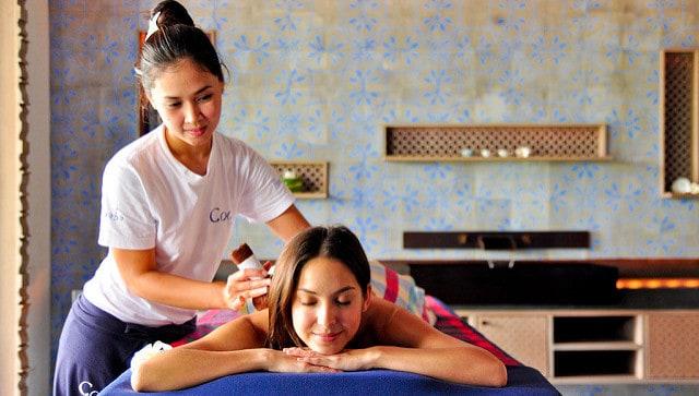 Massage in Sukhumvit