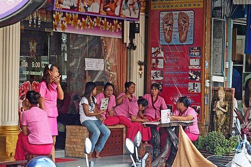 Soapy massage in Bangkok, 12 Best Soapy massages Bangkok