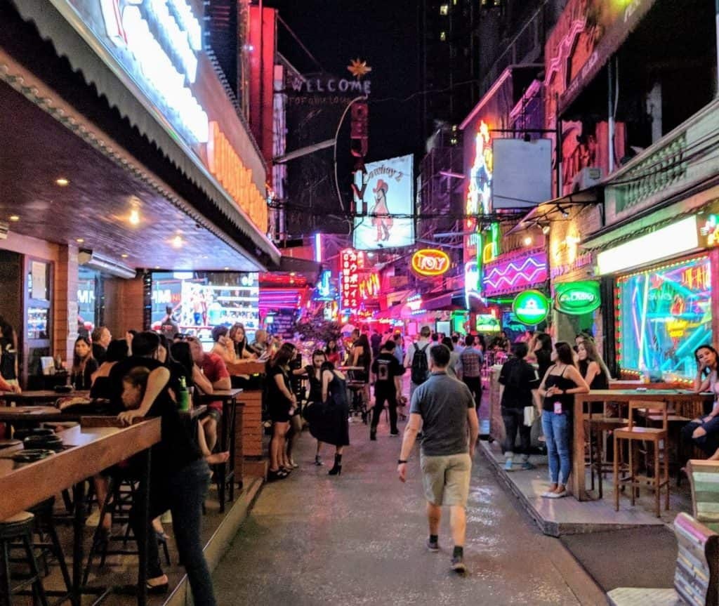 bangkok freelance bars