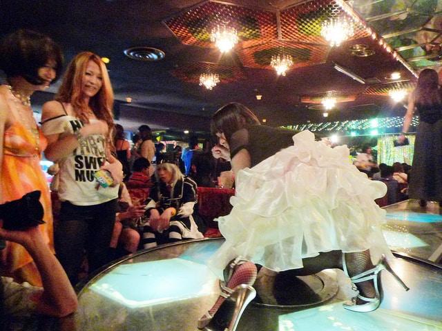 Ladyboys In Japan, Best Places To Meet Ladyboys In Japan