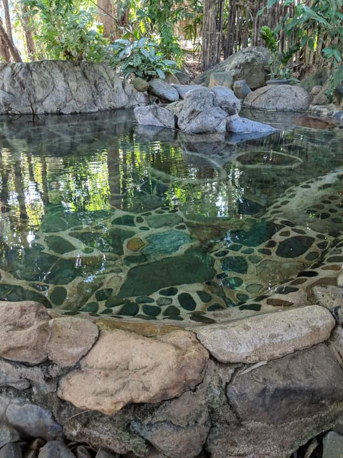 Thermal pool in chiang mai