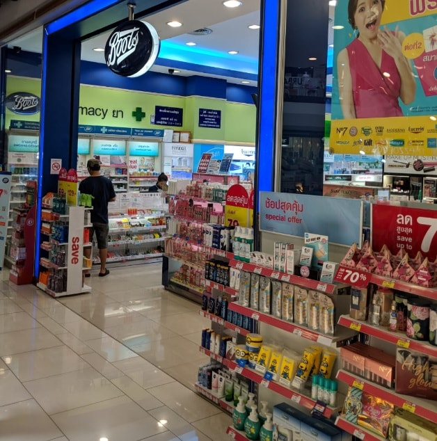 , Condom and STD guide for Thailand