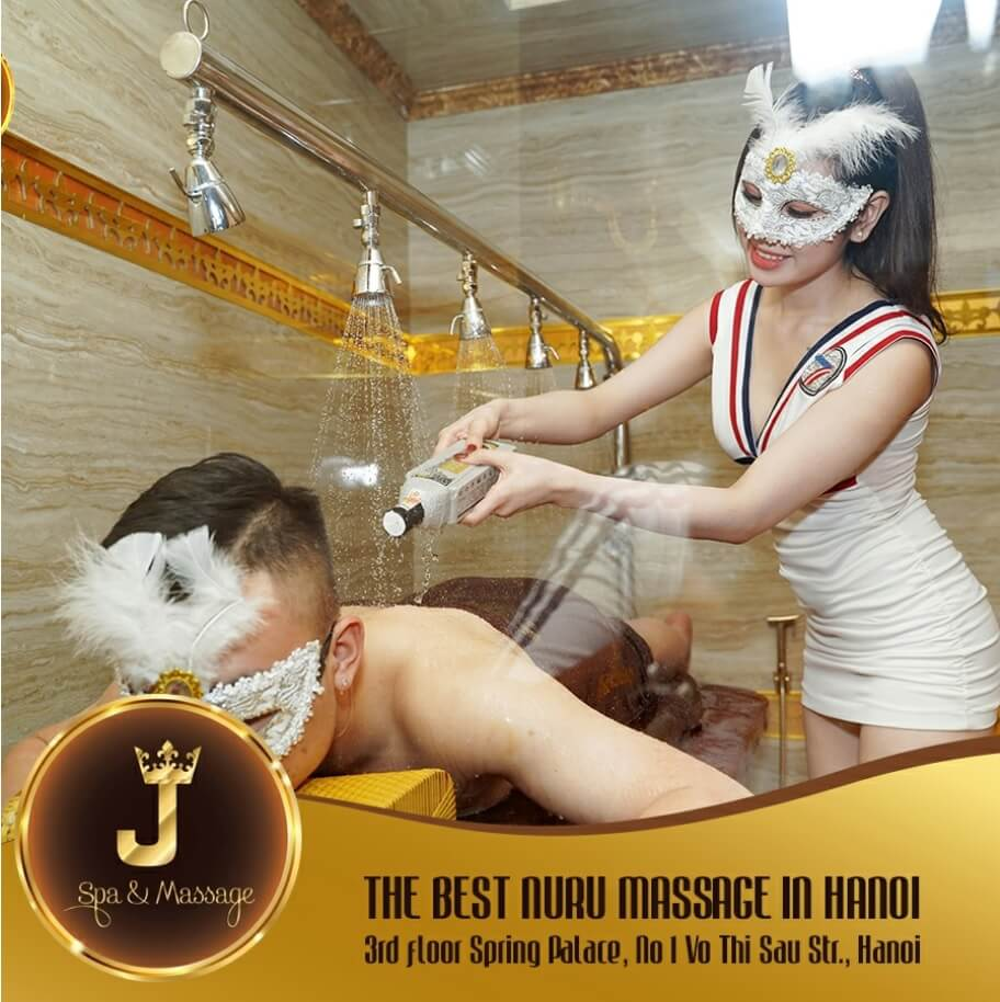 , 9 Places for Hanoi Happy Ending Massage