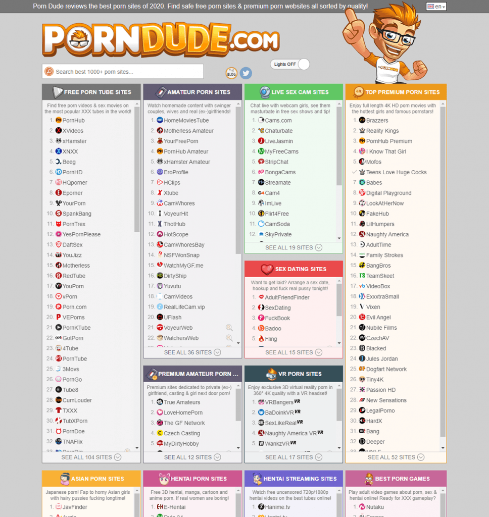 , How to find the best Asian porn sites?