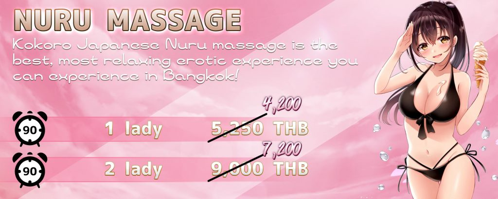 nuru massages in bangkok, 6 Best Nuru Massages In Bangkok